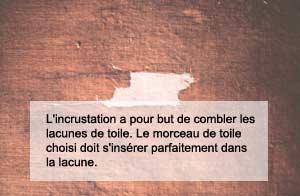 incrustations